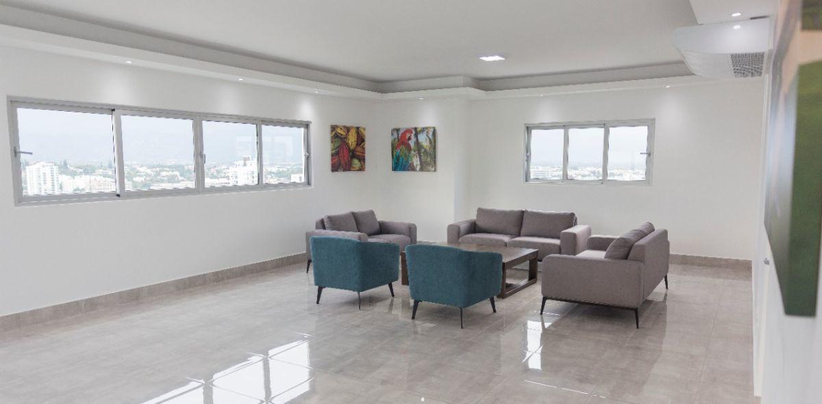 25 de 34: Apartamento moderno 2 dormitorios santiago