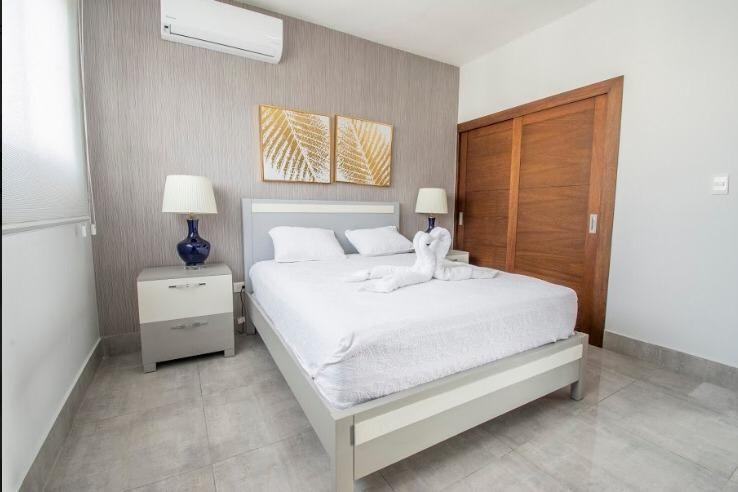 28 de 34: Apartamento moderno 2 dormitorios santiago