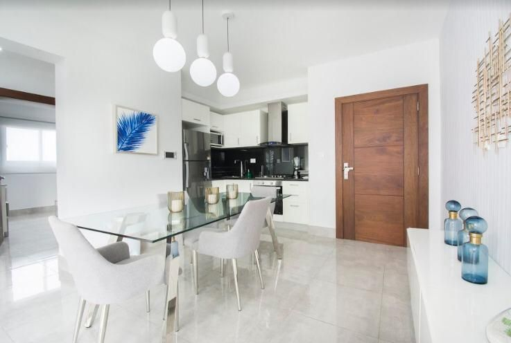 33 de 34: Apartamento moderno 2 dormitorios santiago