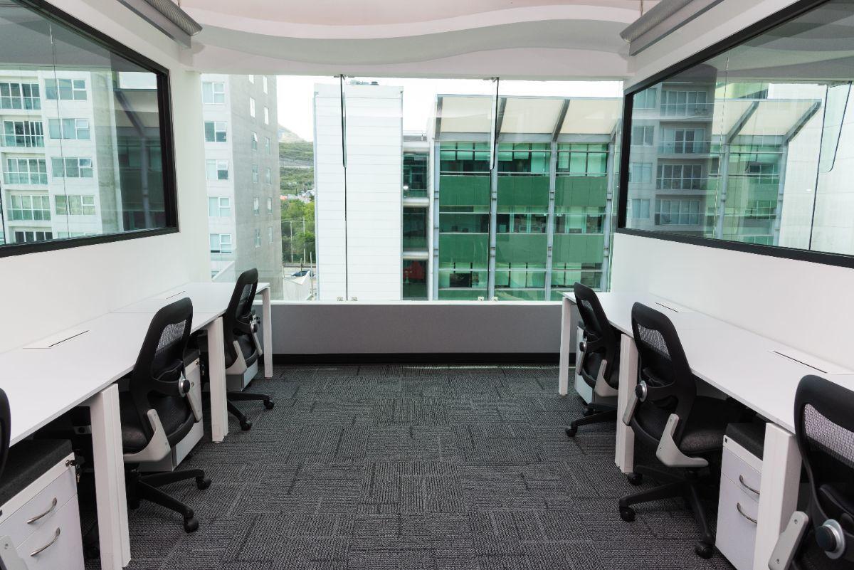 1 de 6: Oficina para 6 personas