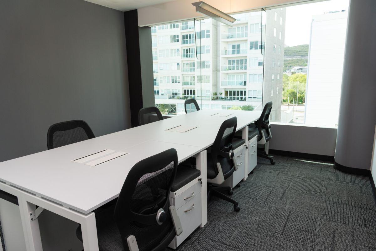 1 de 6: Oficina para 7 personas