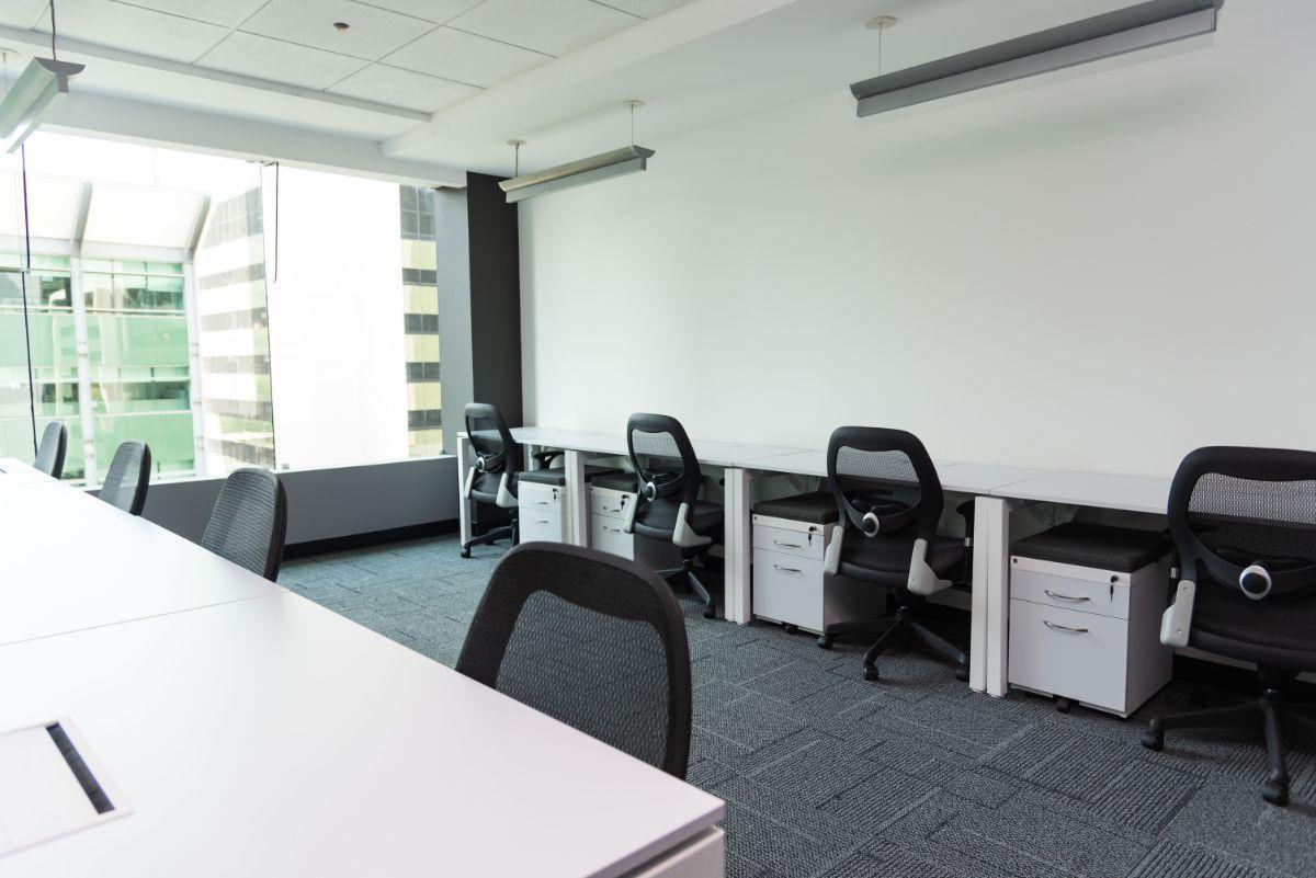 1 de 6: Oficina para 8 personas