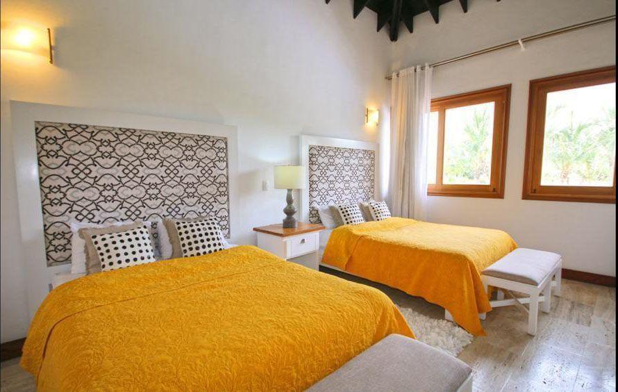17 de 22: Villa en casa de campo 5 dormitorios decoración moderna