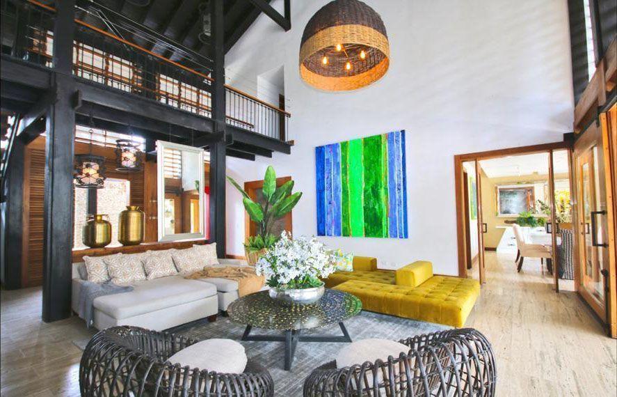 7 de 22: Villa en casa de campo 5 dormitorios decoración moderna