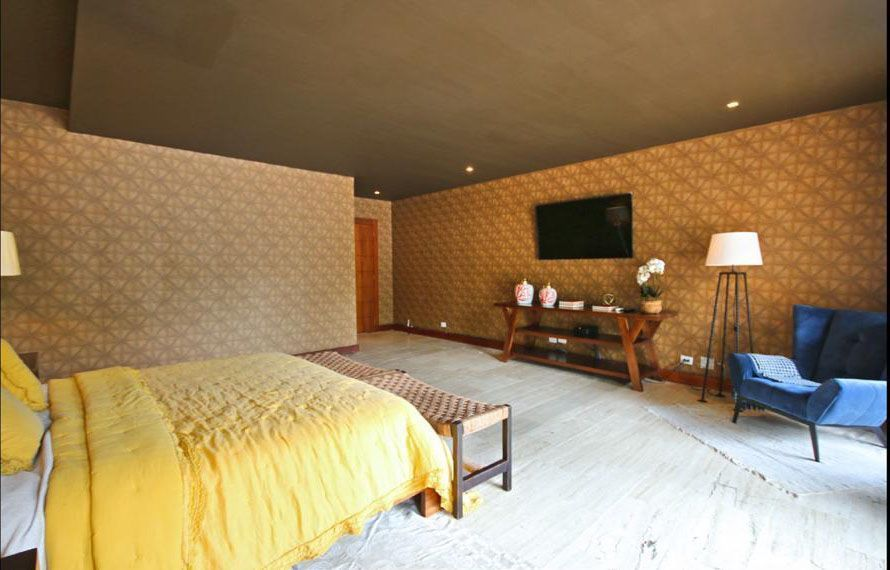 15 de 22: Villa en casa de campo 5 dormitorios decoración moderna