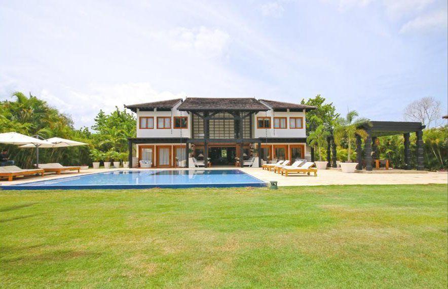 6 de 22: Villa en casa de campo 5 dormitorios decoración moderna