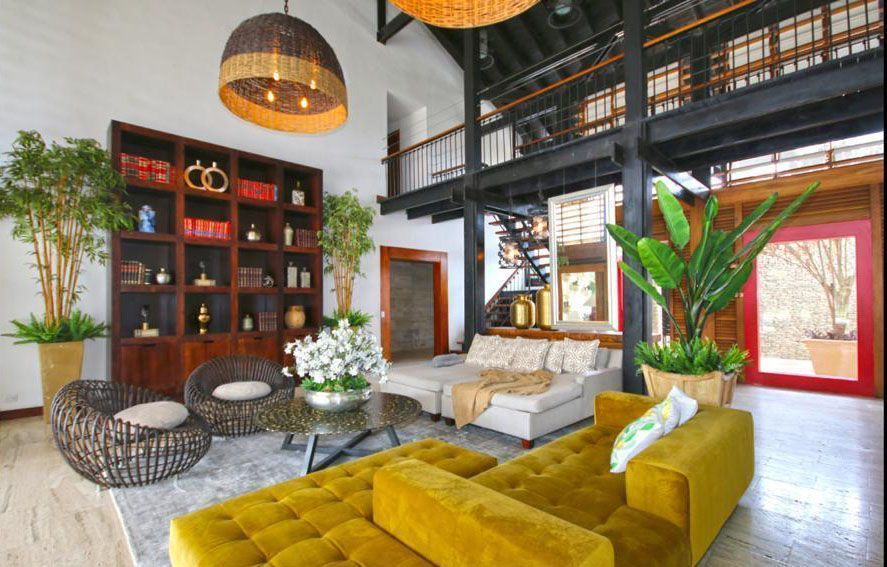 8 de 22: Villa en casa de campo 5 dormitorios decoración moderna