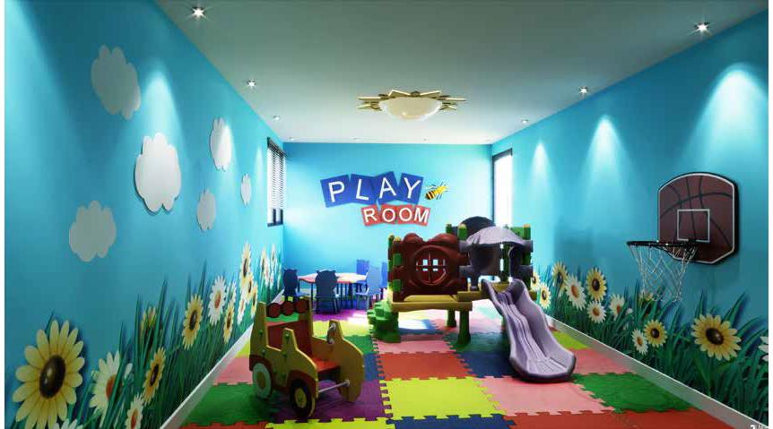 5 de 8: Play Ground - Mobiliario en la foto de referencia