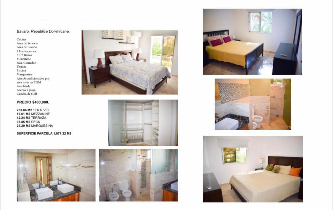 18 de 20: Villa en alquiler y venta cocotal  3 dormitorios
