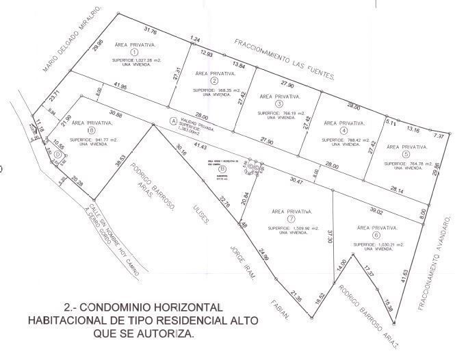 5 de 32: Plan Maestro Venta terrenos www.vbrealtors.net 55 1647 7337
