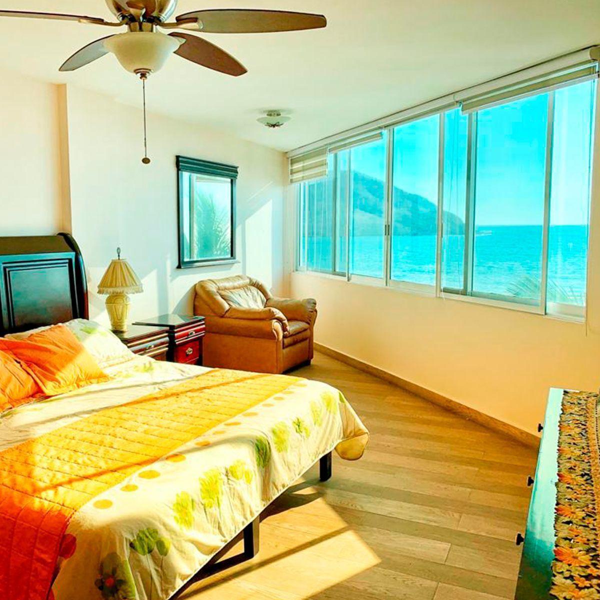 7 de 15: Despertar con el mar de Mazatlán será toda una experienci