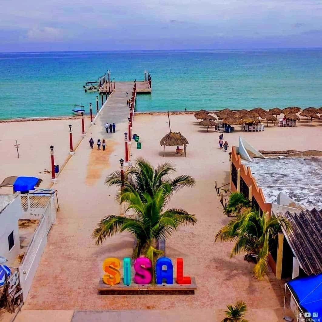 Lotes de Inversión Cerca de las Playas de Sisal en la Costa de Yucatán.