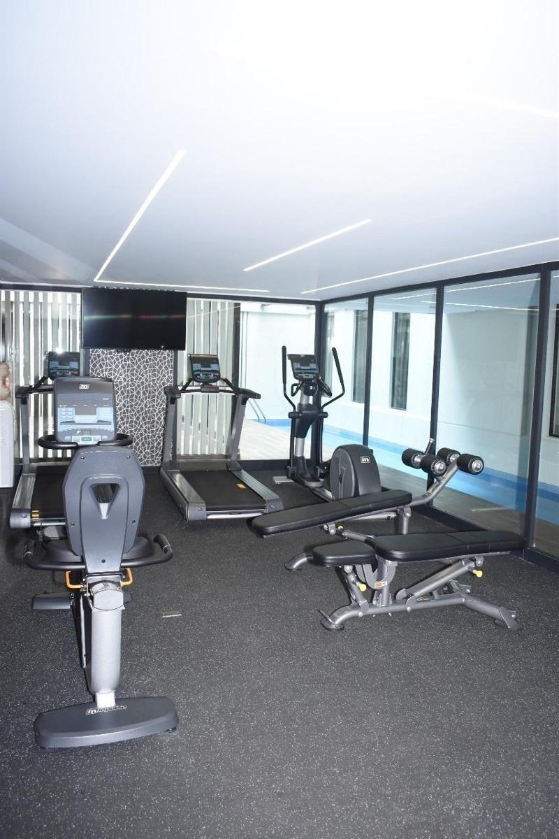 18 de 19: Gym