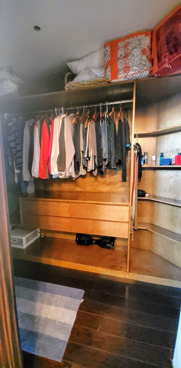 24 de 30: Walking  closet recámara 2