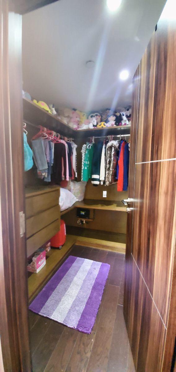 30 de 30: Walking  closet recámara 3
