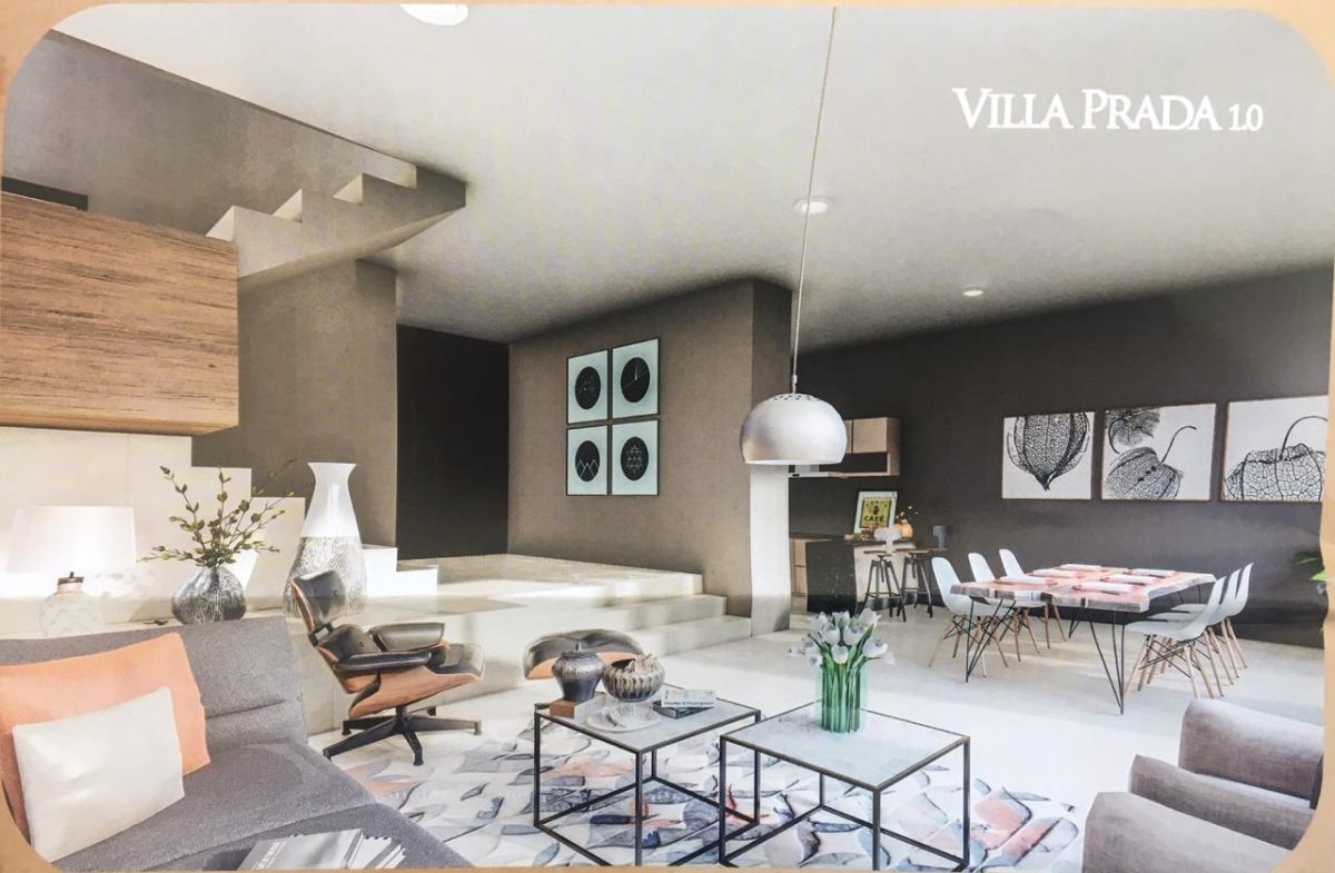 2 de 4: Interiores Villa Prada 1.0