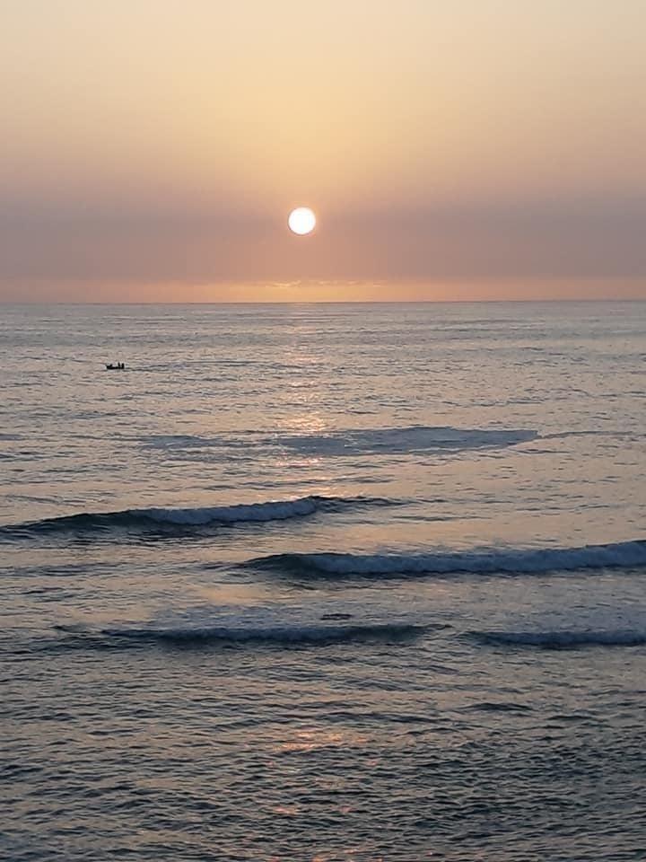 14 de 14: Hermoso sunset en San Bartolo.