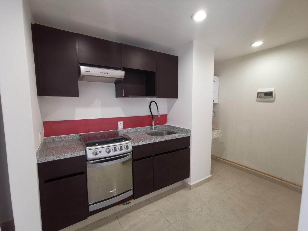 2 de 13: Cocina Integral con área de lavado