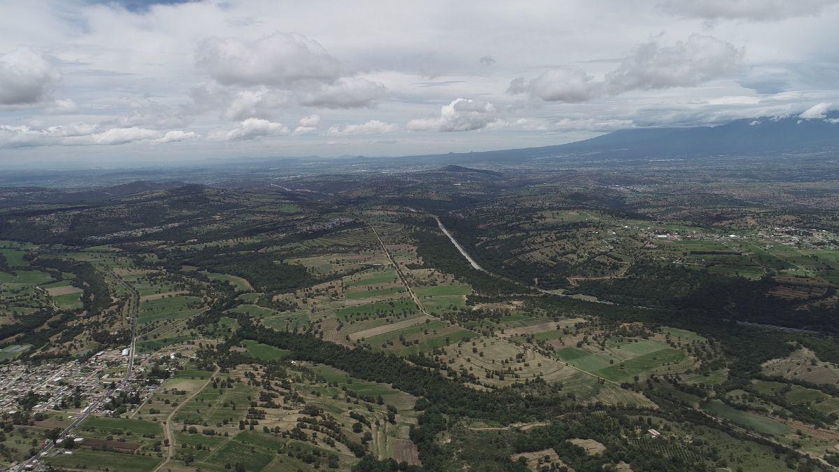 13 de 15: Vista del valle