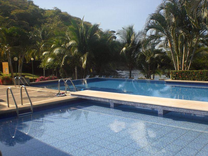 18 of 20: Beachfront community pool