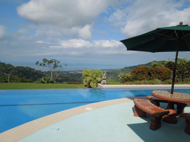 1 of 20: Lap pool with INCREDIBLE ocean views!