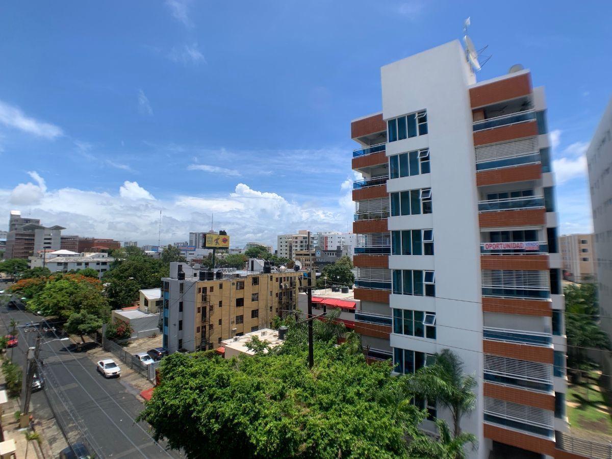 4 de 20: Vista desde el balcón Sur