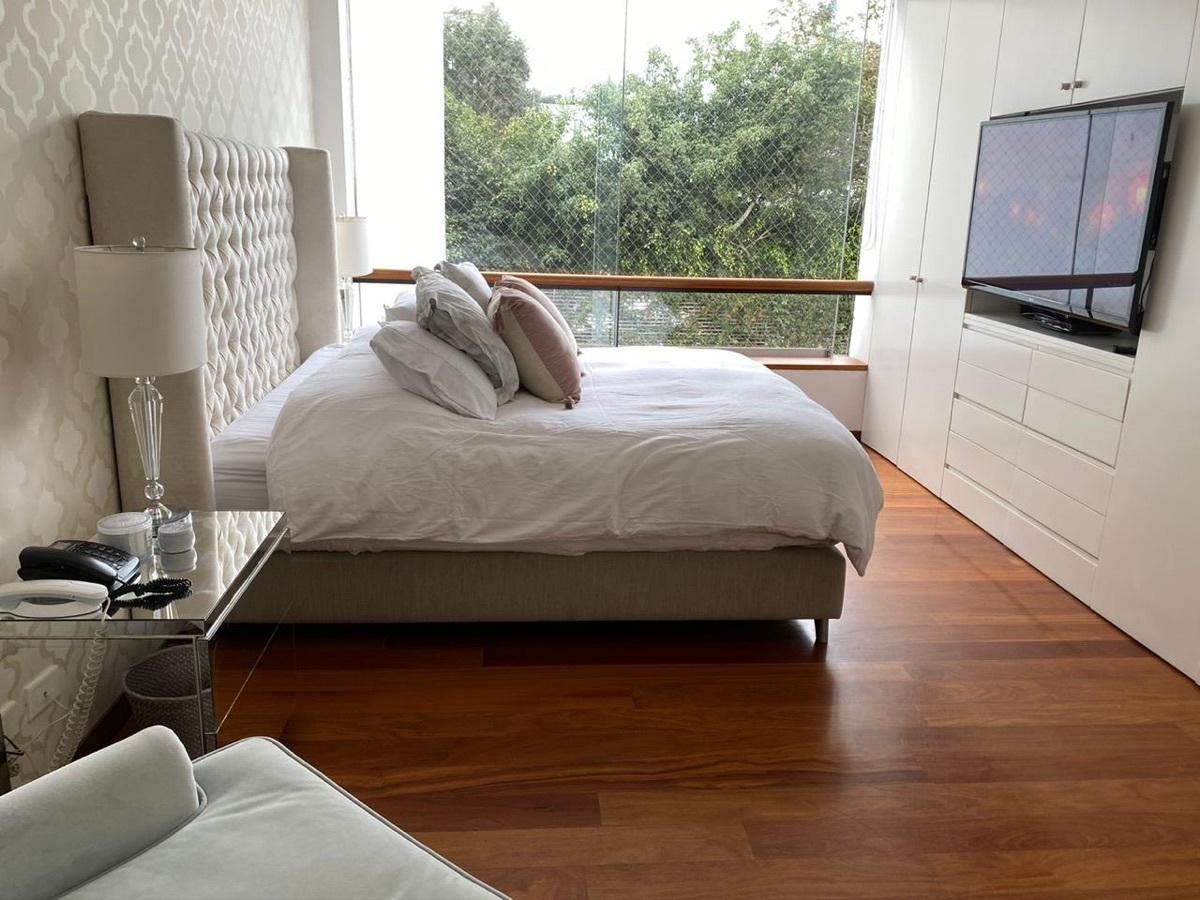 15 de 29: Linda vista dormitorio principal