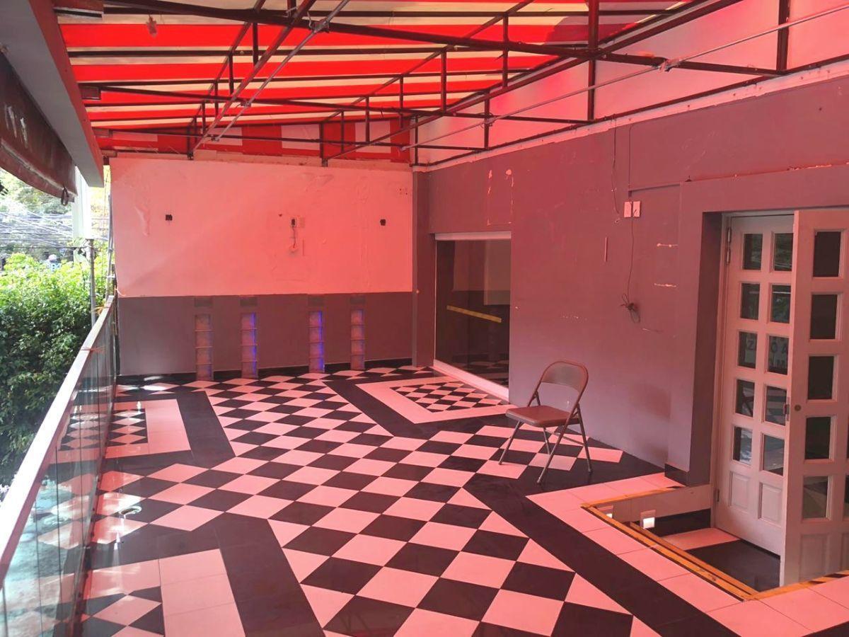 5 de 9: Increíble terraza de 36 m2