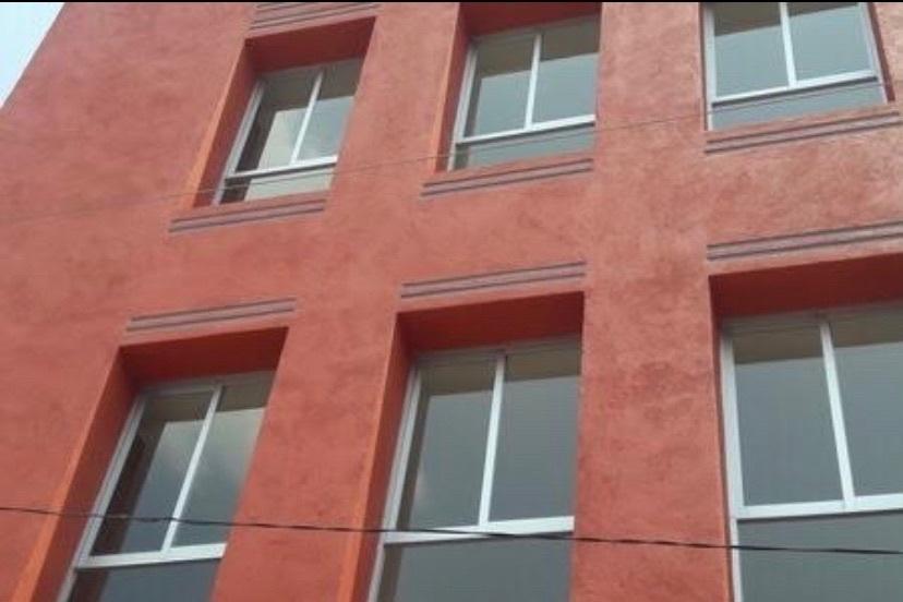 22 de 23: Vista exterior del edificio