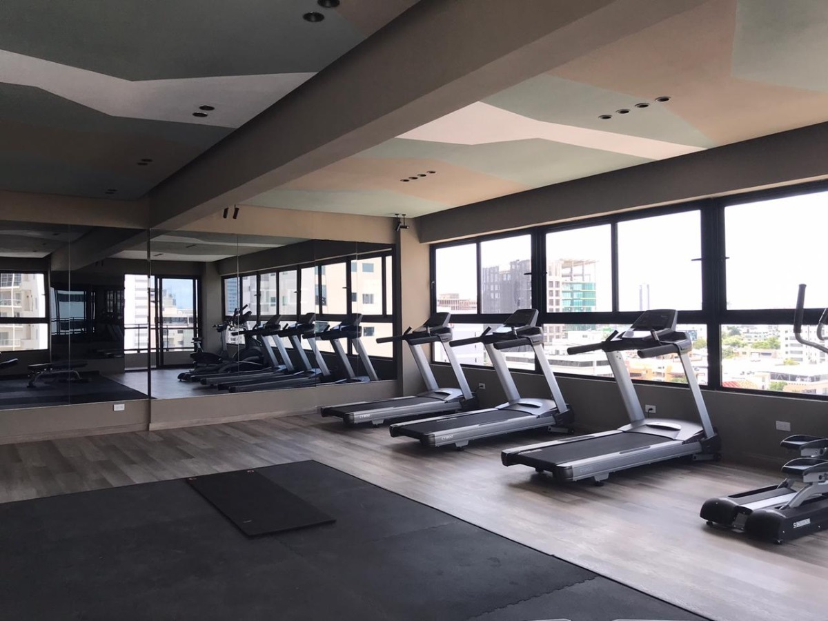 29 de 33: Gym