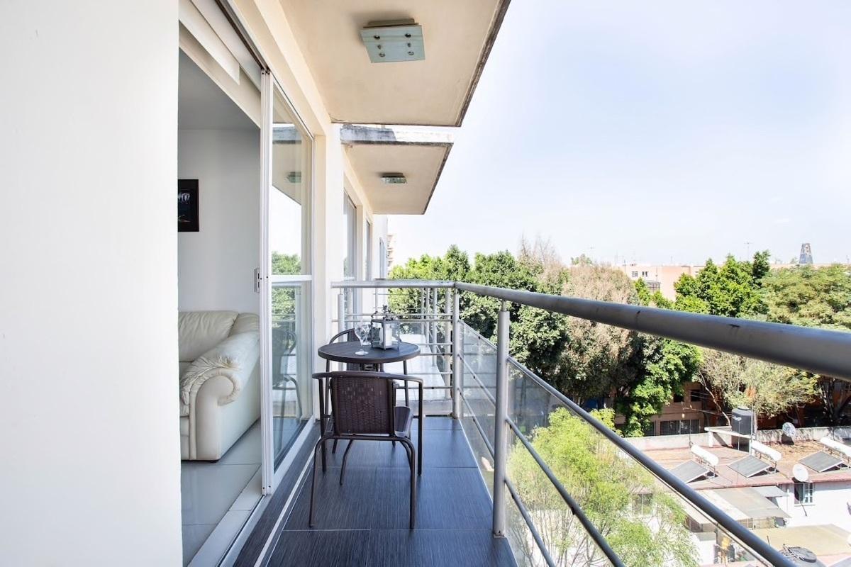 8 de 25: Vista desde el balcon