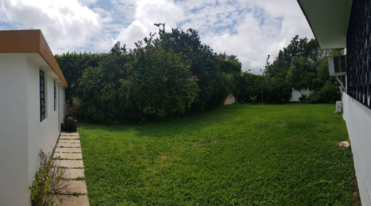 10 de 11: Jardin posterior