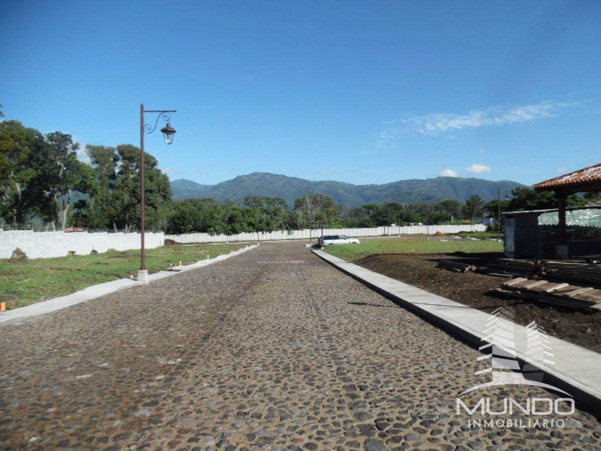 2 de 11: Calles estilo Antigua