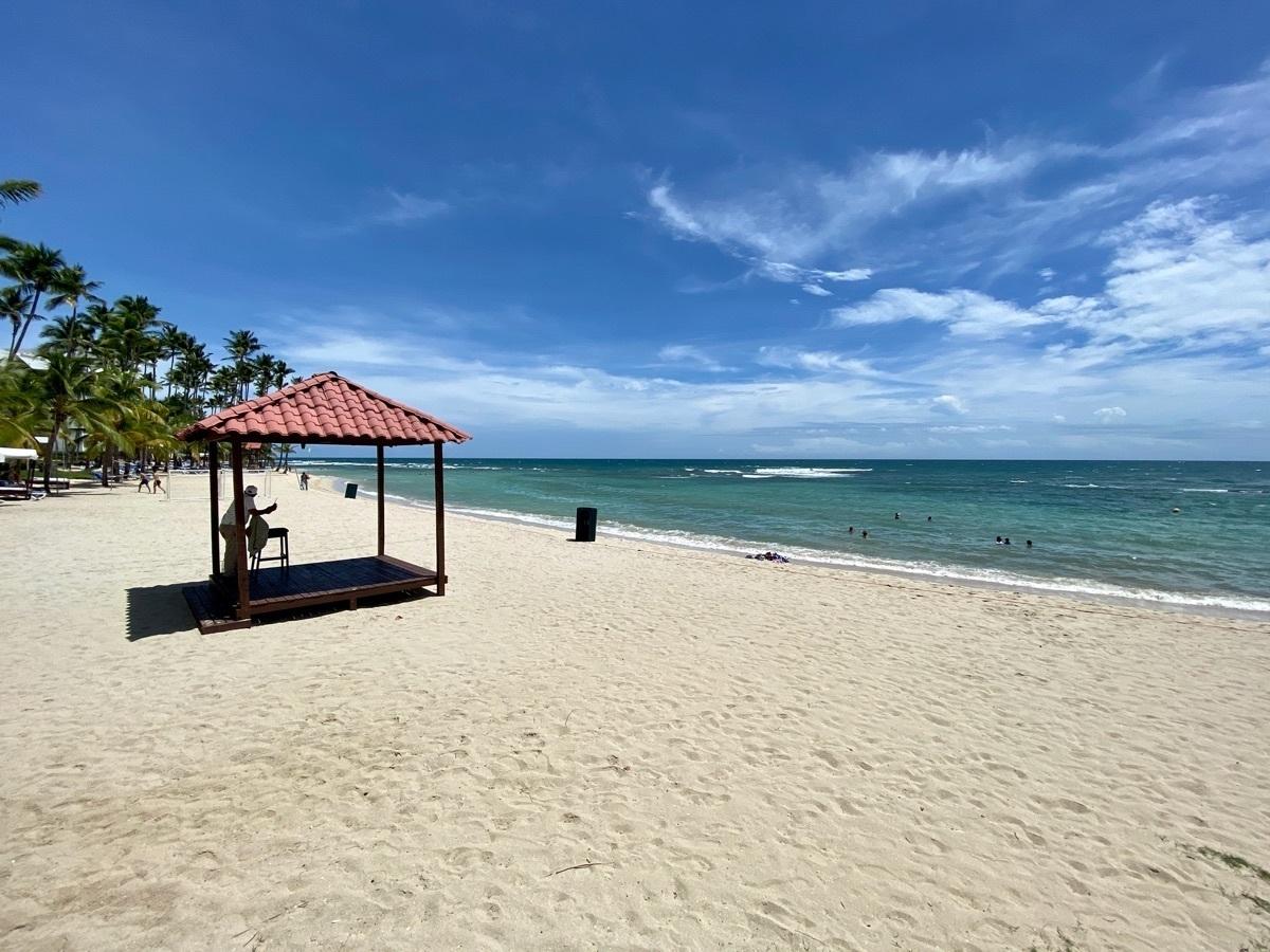 19 de 24: Playa Privada con seguridad