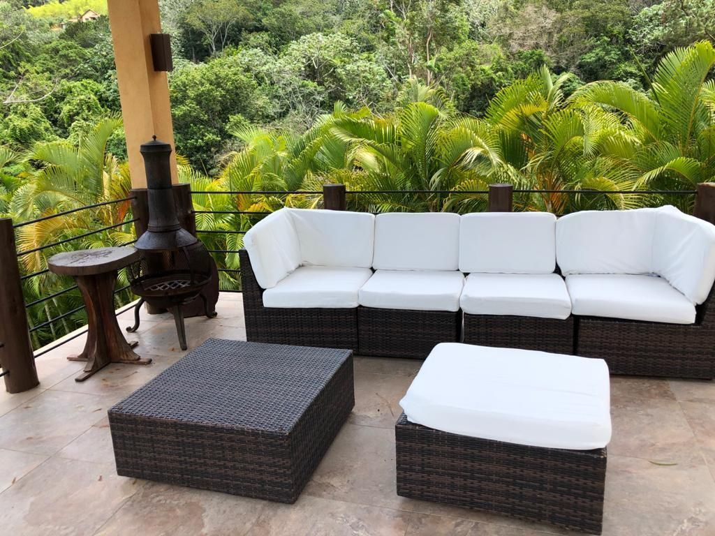 4 de 28: Villa en Jarabacoa 4 dormitorios 10 personas