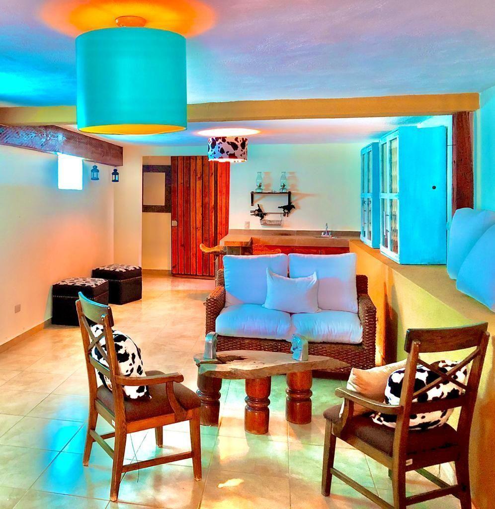 5 de 28: Villa en Jarabacoa 4 dormitorios 10 personas