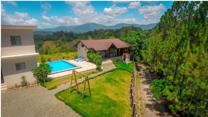 17 de 41: Villa jarabacoa 3 dormitorios 12 personas