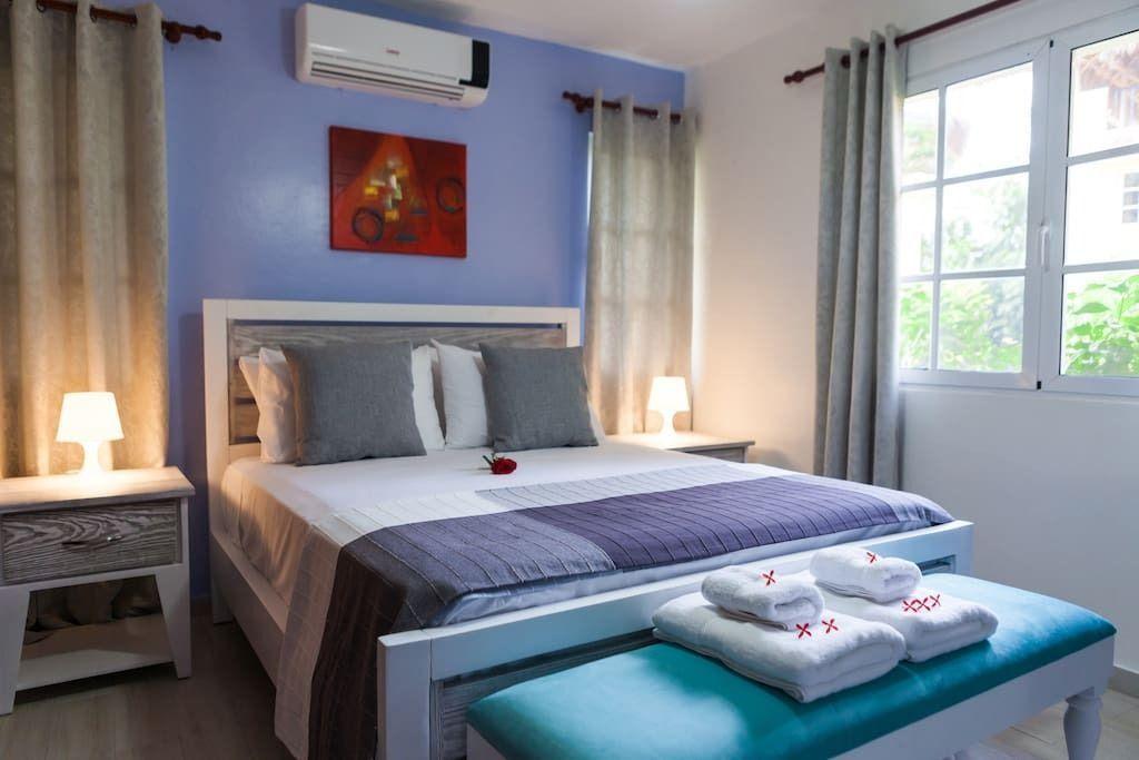 6 de 28: Los corales bavaro 2 dormitorios acceso a playa
