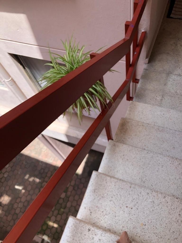 24 de 31: Escaleras