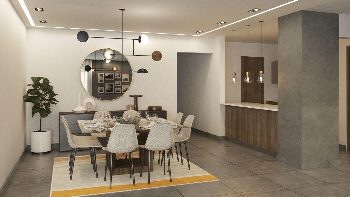 25 de 36: Apartamentos Modelo D 193 Metros – Tres Habitaciones & Est.
