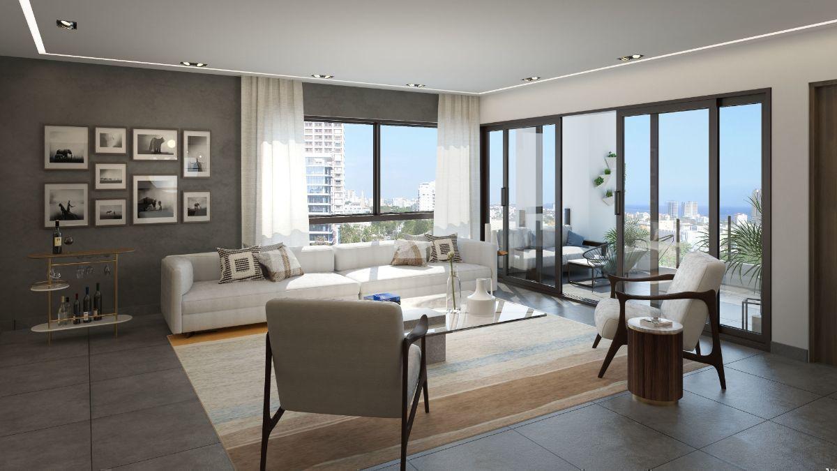 26 de 36: Apartamentos Modelo D 193 Metros – Tres Habitaciones & Est.
