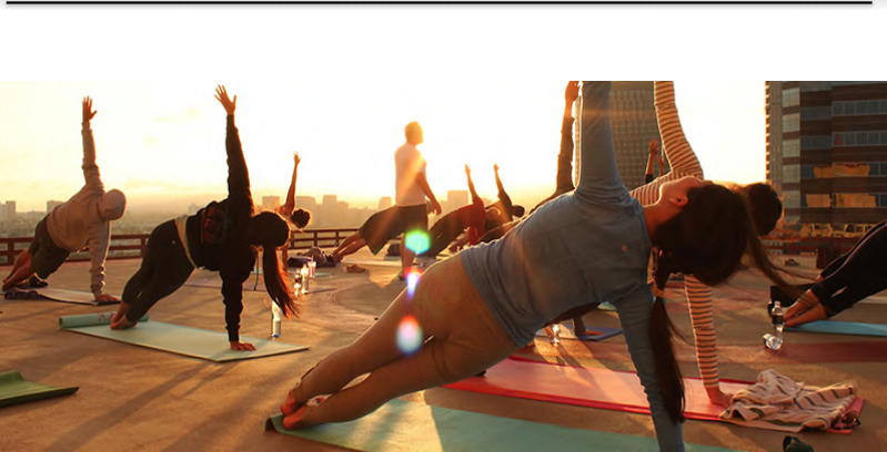 13 de 36: Bienvenidos a The Yoga Room... Área para Yoga y Pilates en