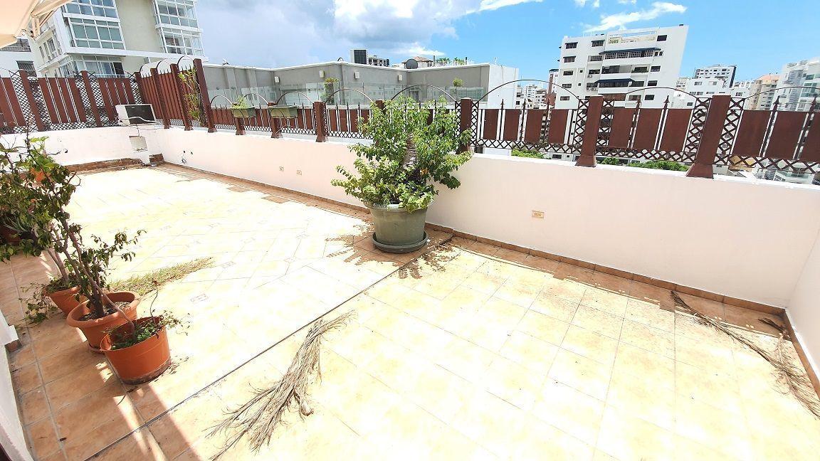 1 de 12: Terraza destechada