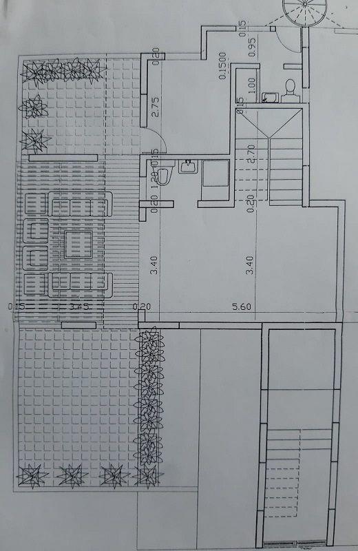 11 de 12: Planta de piso, piso 9, segundo piso