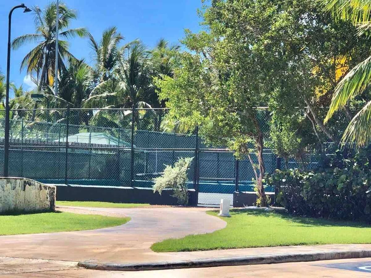 30 de 34: Tennis Court Golden Bear