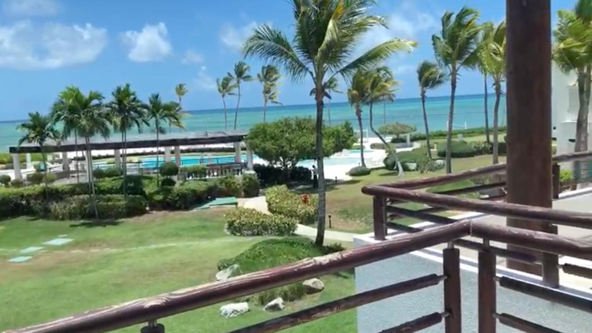 1 de 34: View from terrace