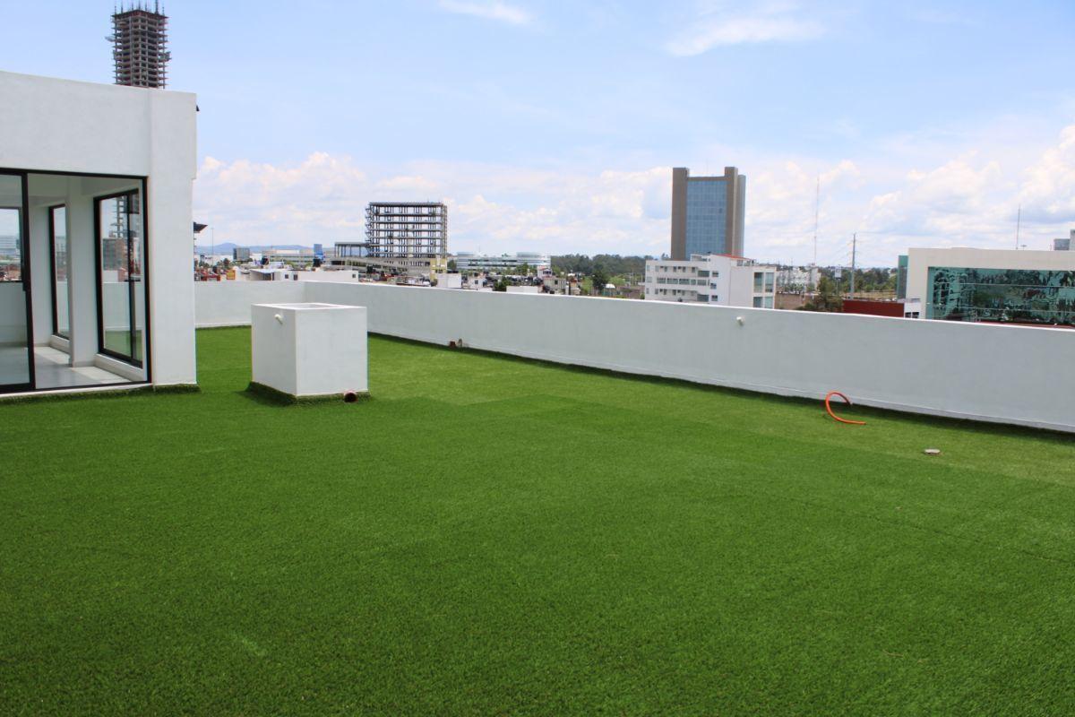 14 de 17: Roof garden