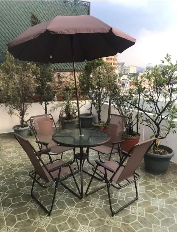 2 de 15: Roof Garden privado