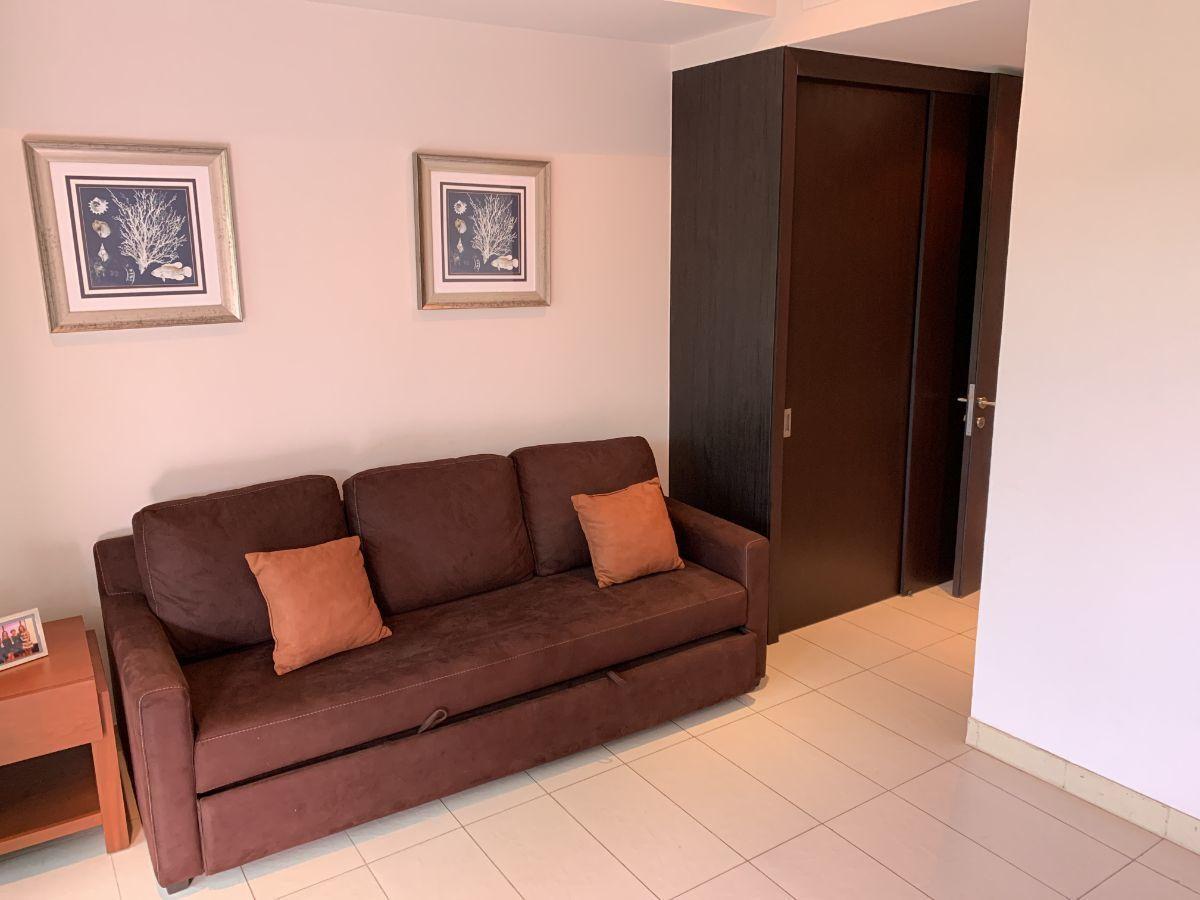 12 de 31: sofá cama en la habitación principal