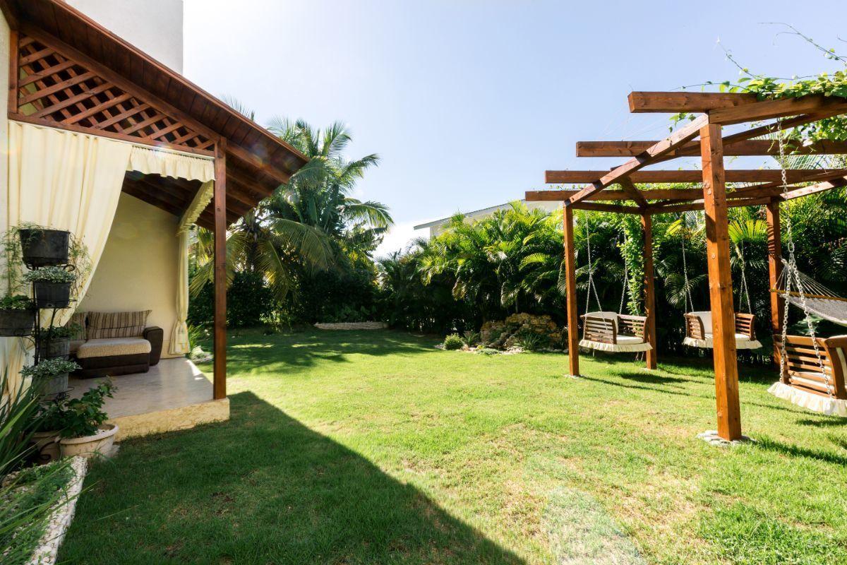 6 de 46: Villa Punta Cana village en venta 2 niveles 4 dormitorios